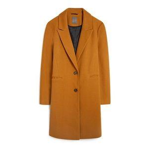 PRIMARK Single Breasted Long Coat